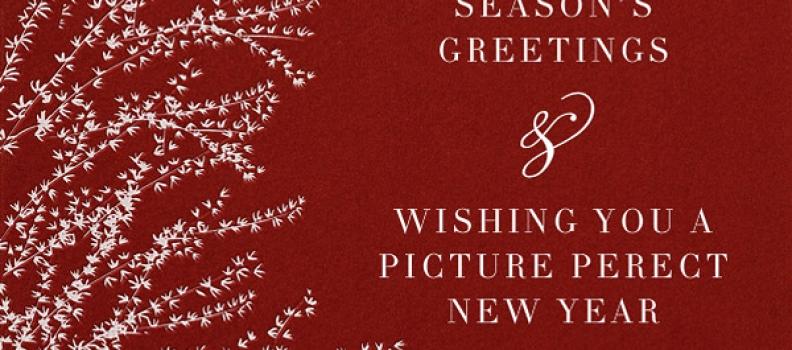 Happy Holidays! / Joyeuses Fêtes!