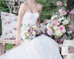 Elegant Wedding Magazine – Vintage Charm Editorial