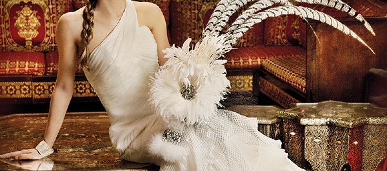 Magic Carpet Ride, An Elegant Wedding Feature