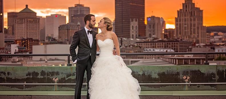 A timeless Old Port wedding