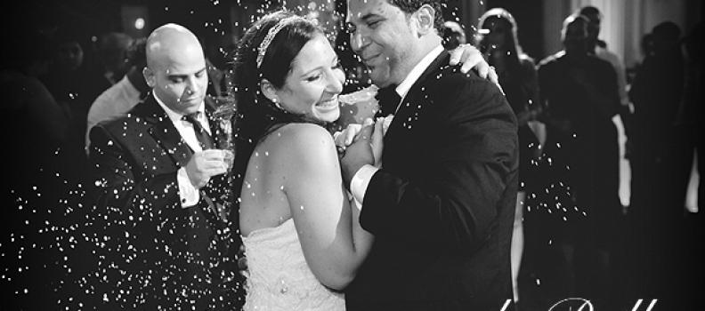 A Reunion Wedding for DeBelle