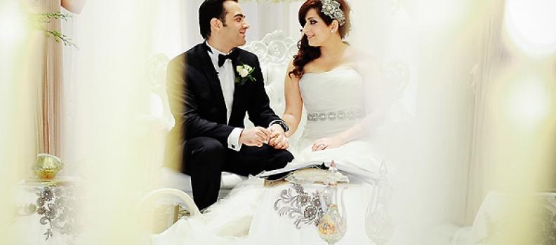 An Elegant Bride, A Sophisticated Groom