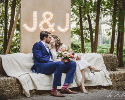 Elegant Wedding – Real Wedding 2016 – Julia & Julien