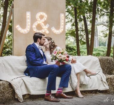 Elegant Wedding – Real Wedding 2016 – Julia & Julien